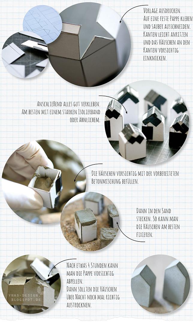 Ynas Design Blog, casas de concreto DIY