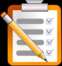 Lijstjes die je kunt aanvullen