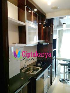 model-kitchenset-apartemen-siganture-park-grande