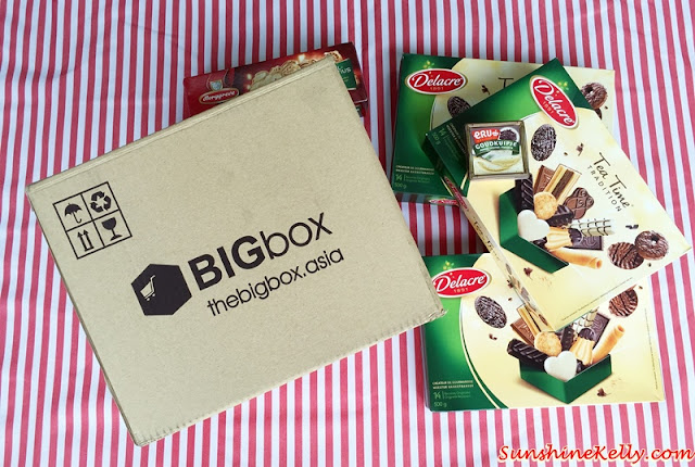 The Big Box Asia, Online Plaza, Imported & Delightful Treats, Online Shopping