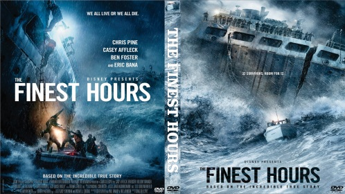 Horas Decisivas (The Finest Hours) Torrent – WebRip 720p Legendado (2016)
