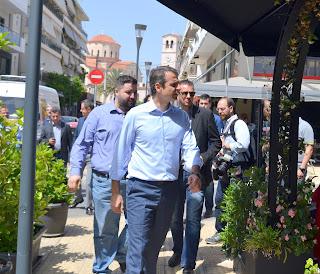 Μητσοτάκης: Η πολιτική της κυβέρνησης θα βουλιάξει την οικονομία