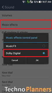 Install Dolby Digital Sound on Asus Zenfone 5