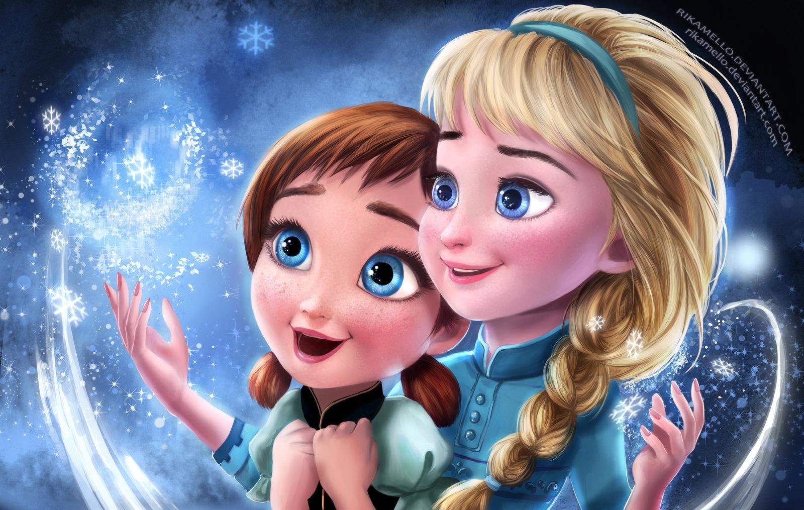 Permainan Frozen Berpakaian Dan Berdandan Game Dan Gambar