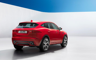 2018 Jaguar E-PACE | hdcarz.com