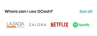 Pay via GCash