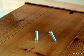 荷室テーブル