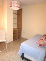 apartamento en alquiler zona heliopolis benicasim dormitorio