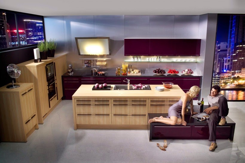 Luxury Kitchen Designs 2014