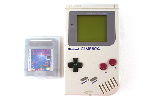 Nintendo Game Boy - Tetris