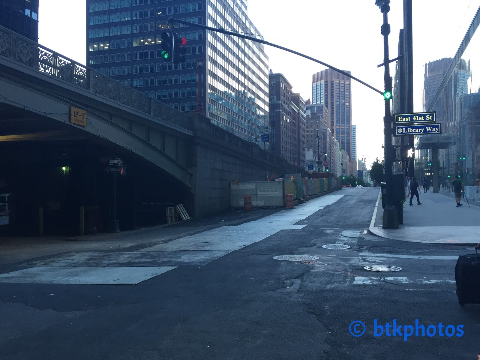 Reel To Real Movie And TV Filming Locations: Cloverfield