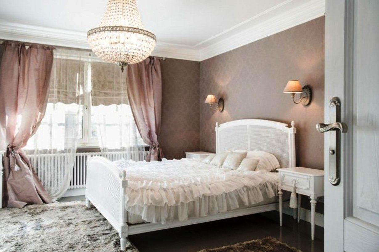 Gambar Desain Kamar Tidur Romantis Ala Hotel