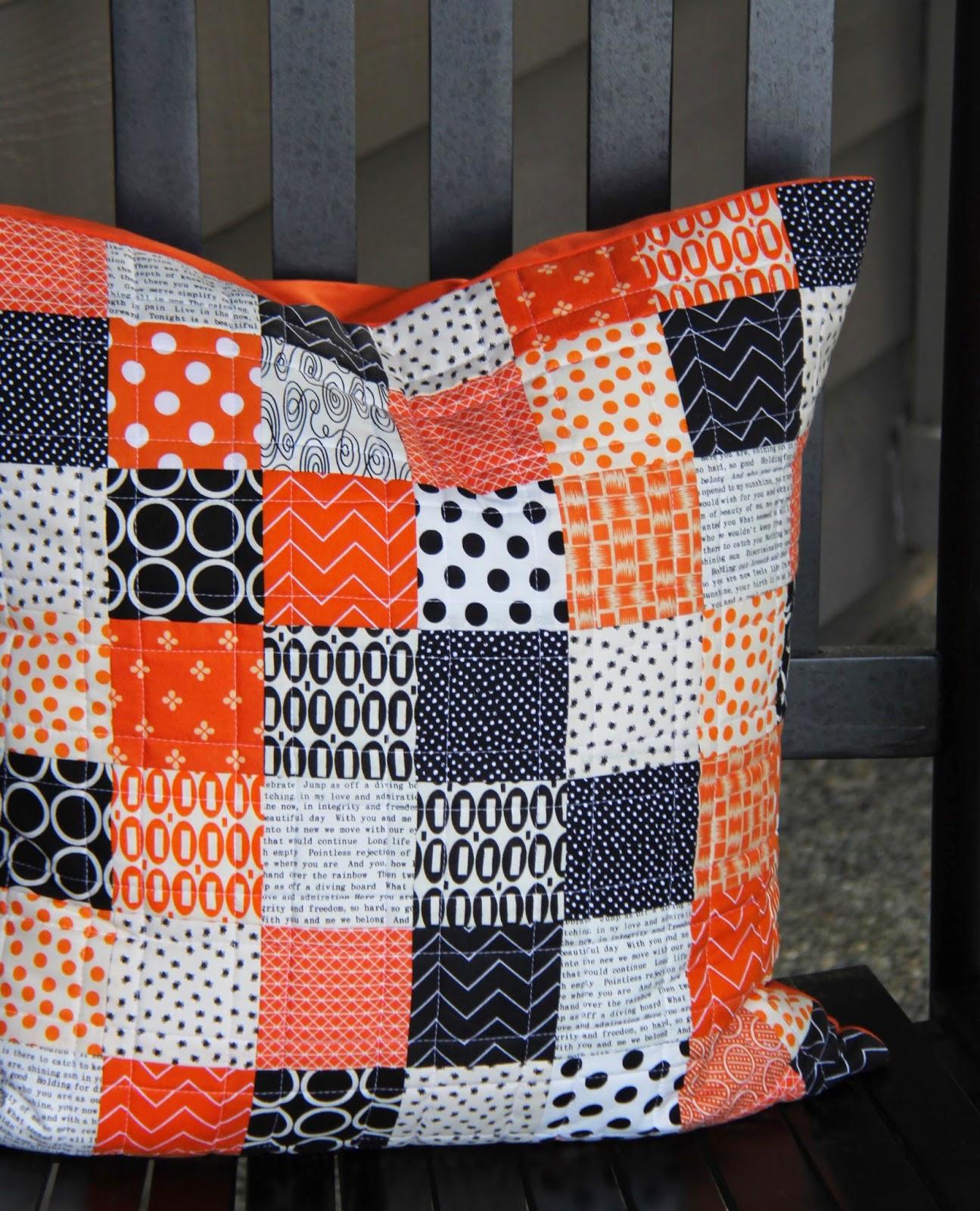 Orange Black Cluck Cluck Sew Bloglovin