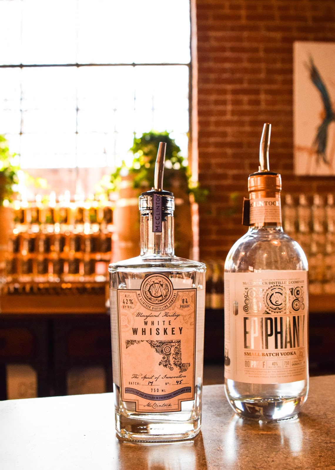 frederick maryland travel guide - visit frederick - frederick maryland distillery - romantic frederick maryland