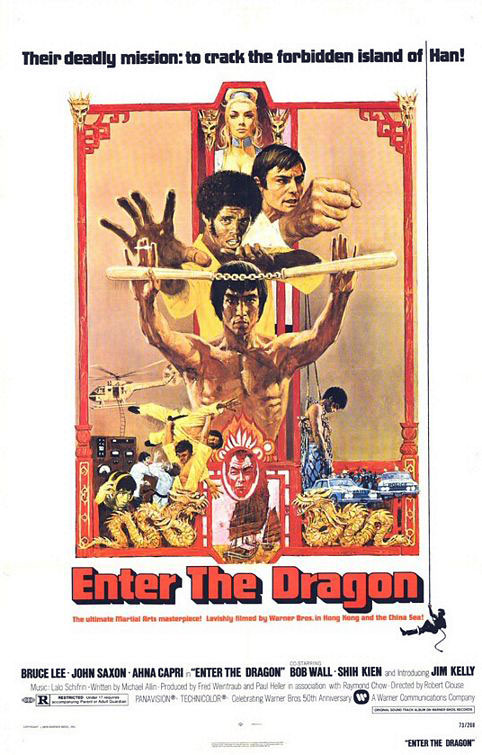 The Cleveland Movie Blog: Enter the Dragon (July 16 at the