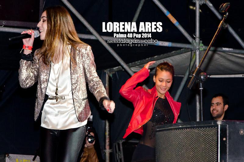 Lorena Ares en el Palma 40 Pop 2014. Héctor Falagán De Cabo | hfilms & photography.