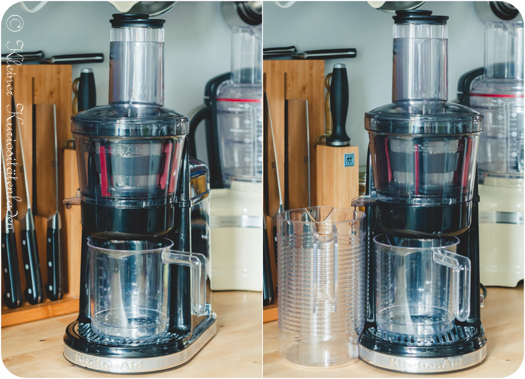 KitchenAid Artisan Slow Juicer