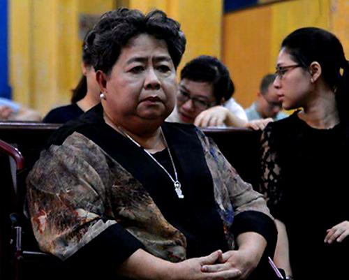 Bà Phấn được cho là có nhiều sai phạm trong thời gian điều hành TrustBank
