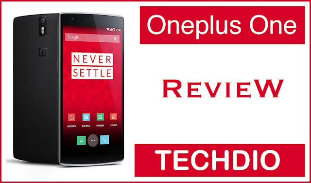 OnePlus One-Techdio