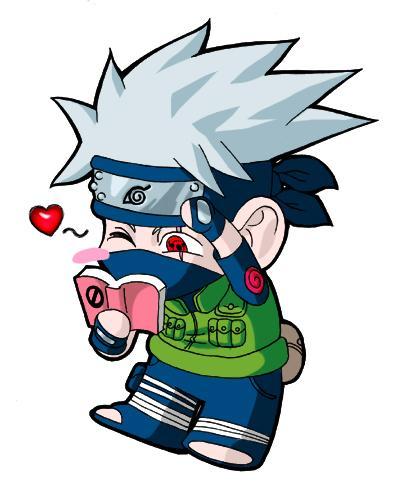 Cute Chibi Itachi Kakashi | Anime Jokes Collection