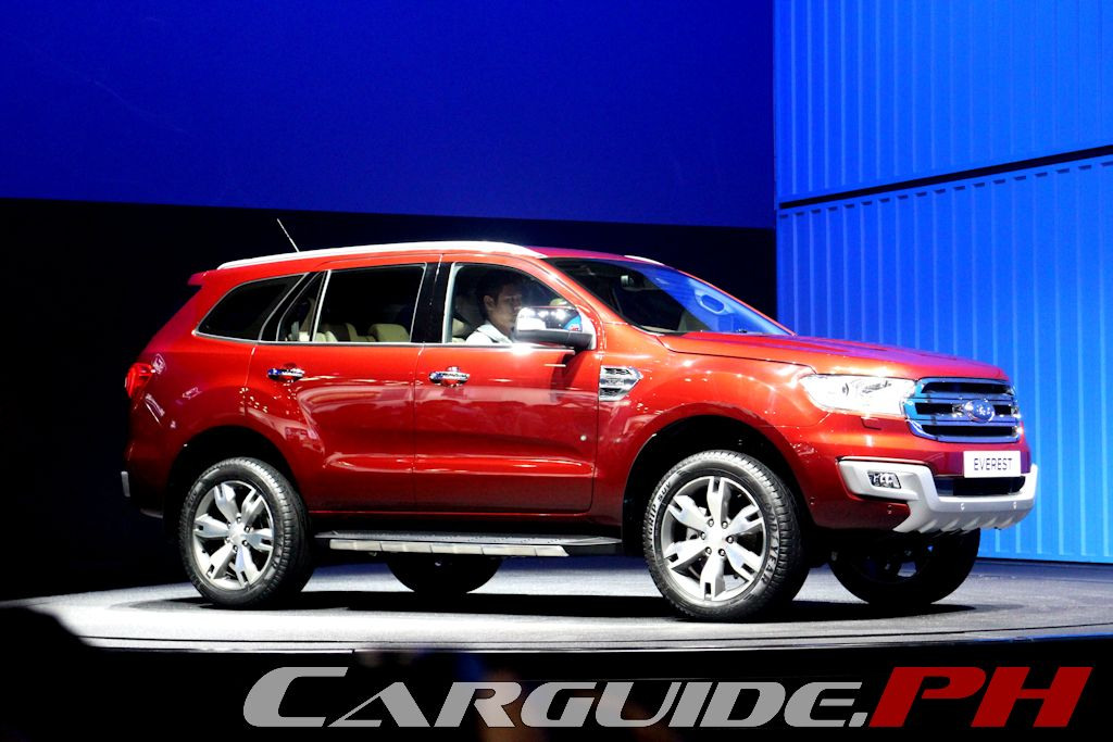 Ford everest achieves asean ncap 39 s 5 star safety rating for Ford motor company news