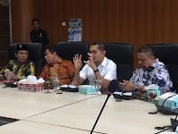 Pimpinan DPRD Medan Sarankan Anggota DPRD Lampung Tengah Nikmati Lontong Malam