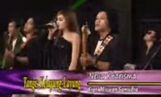 Lirik Lagu Tangis Kelayung Layung - Nella Kharisma