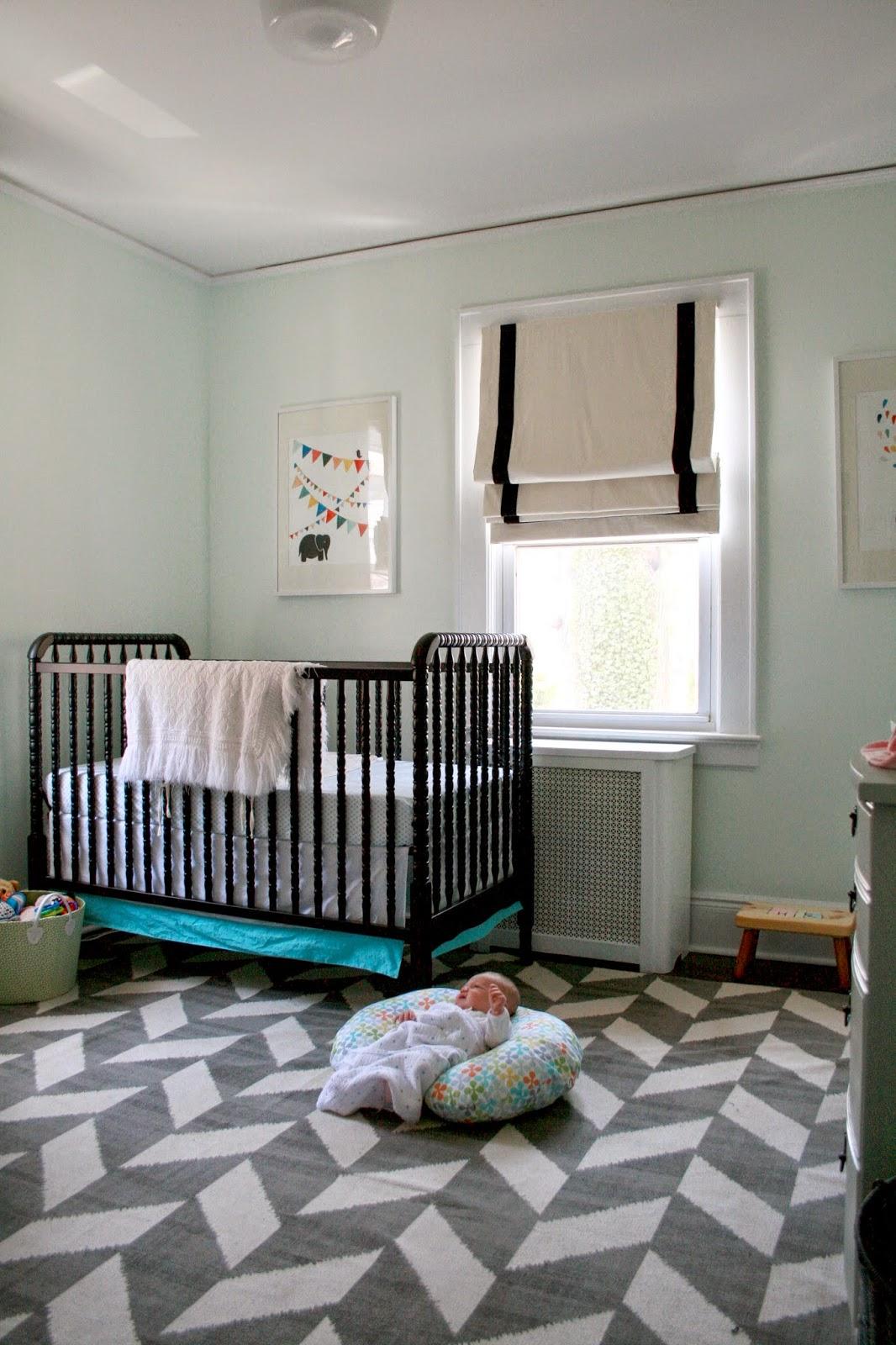 It S A Good House Our Nursery