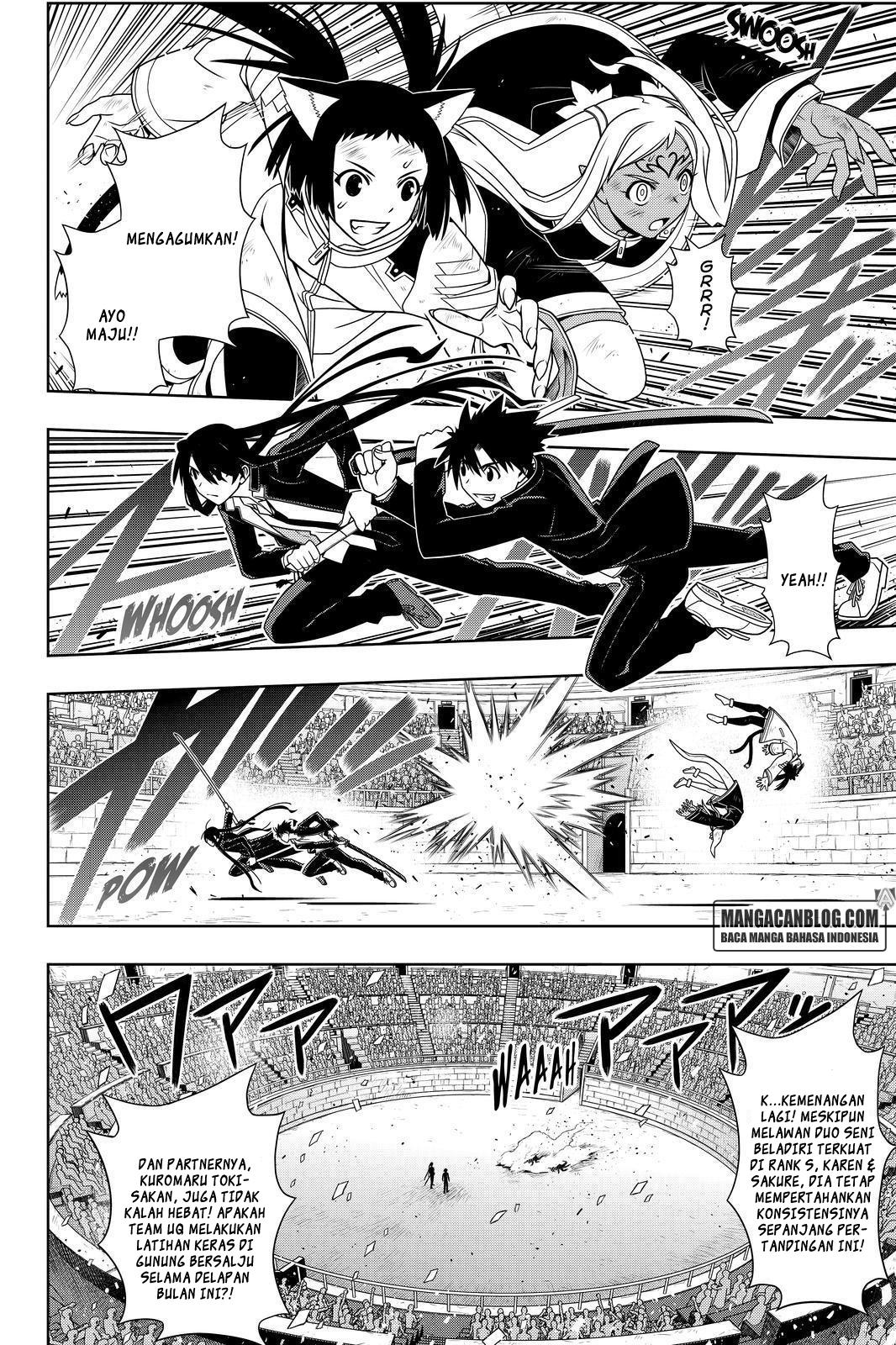 Komik uq holder 117 - kau diaktifkan oleh itu 118 Indonesia uq holder 117 - kau diaktifkan oleh itu Terbaru 4 Baca Manga Komik Indonesia