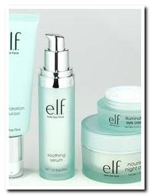 elf cosmetics skin care reviews