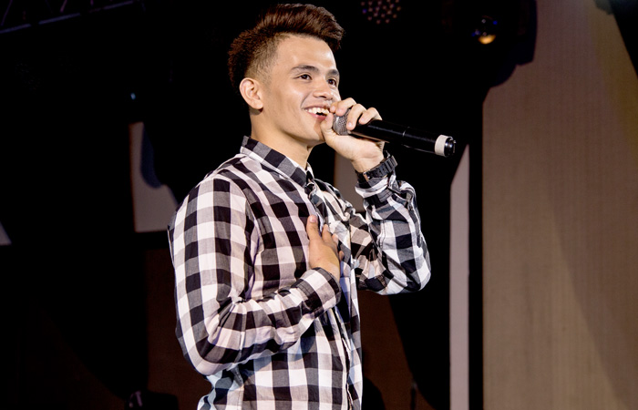 Asia's Got Talent 2nd runner-up, Neil Rey Garcia Llanes