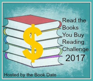 Read the Books You Buy Reading Challenge 2017