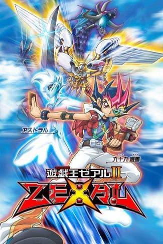 جميع حلقات انمي Yu-Gi-Oh! Zexal مترجم على عدة سرفرات للتحميل والمشاهدة المباشرة أون لاين جودة عالية HD