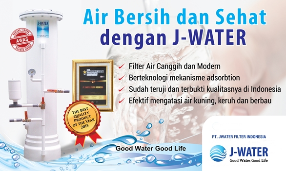 filter air pasar minggu