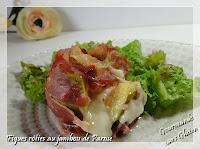 http://gourmandesansgluten.blogspot.fr/2014/11/figues-roties-au-jambon-de-parme.html
