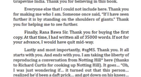 Thank you, Rana Sir!