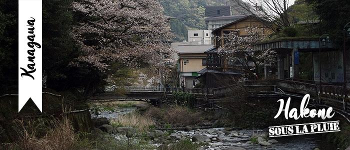 Hakone sous la pluie