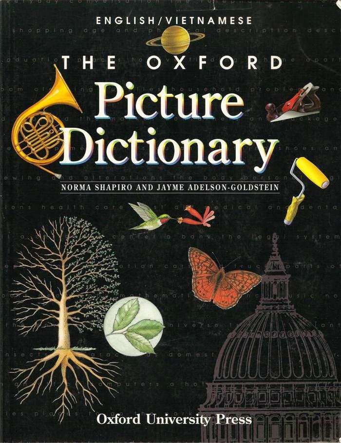 Oxford Picture Dictionary English-Vietnamese