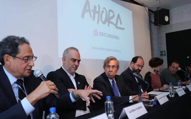 """INE SE RENUEVA O MUERE... """"""""AHORA"""""""" convoca a ciudadanía a exigir renovación de todos los consejeros del INE"""