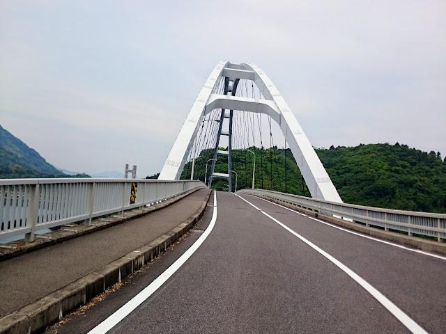 とびしま海道 中の瀬戸大橋 中ノ島 平羅島