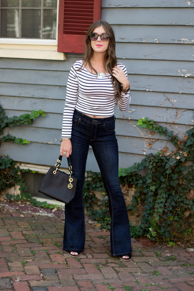70s flare jeans