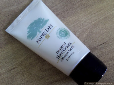 Madre Labs, Hand Cream, With Argan Nut Oil