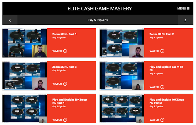 Elite Cash Game Mastery Review