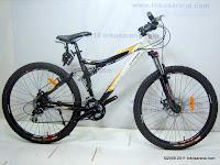 1 Sepeda Gunung ELEMENT X-FACTOR 26 Inci