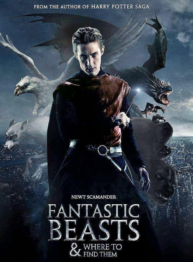 Fantastic Beasts and Where to Find Them (2016) สัตว์มหัศจรรย์และถิ่นที่อยู่