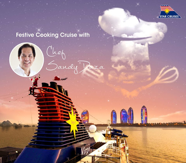 Sandy Daza Star Cruises