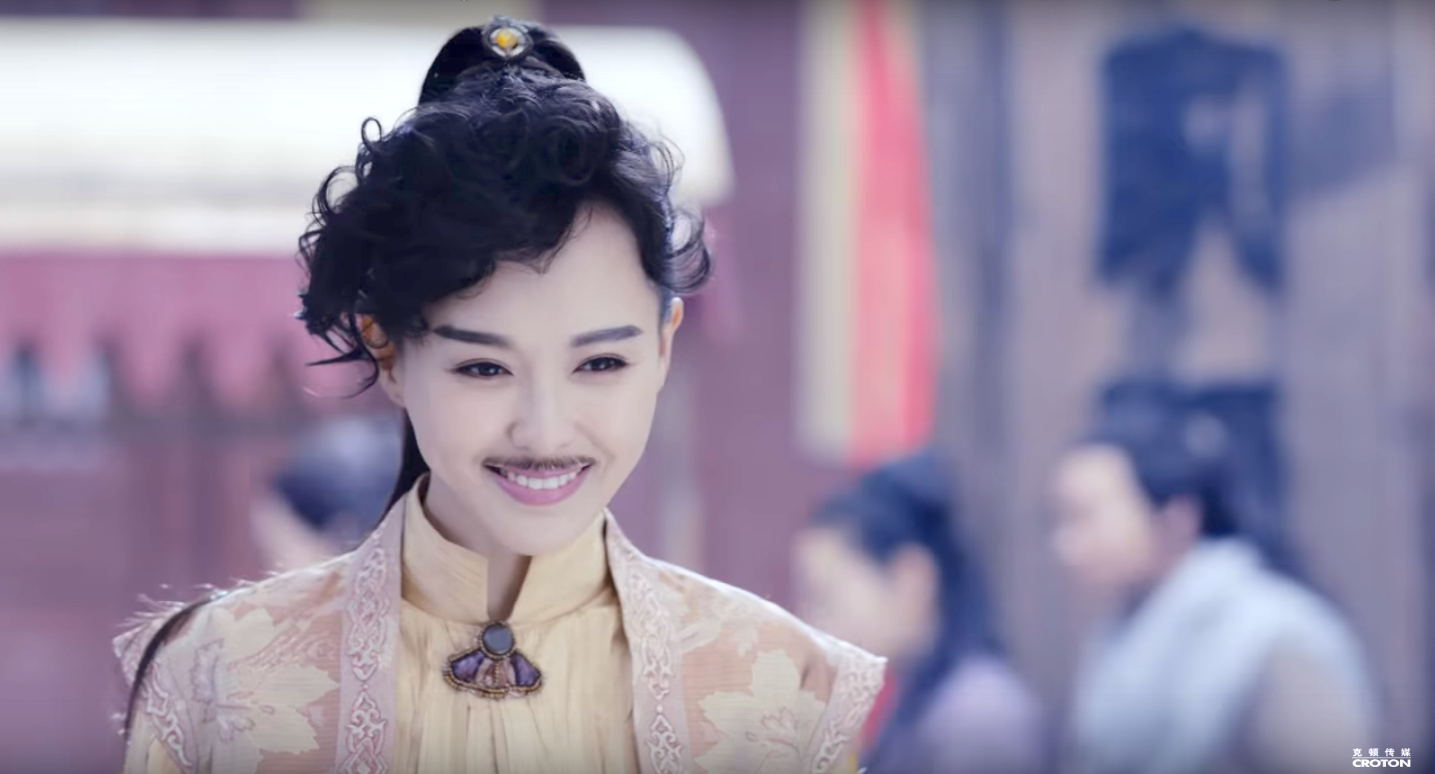 let's talk princess weiyoung: the hair, the look and the ratings