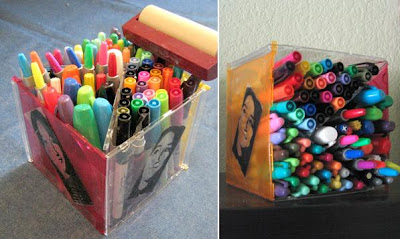 25 Creative and Cool Ways To Reuse Old CD Holders (25) 2