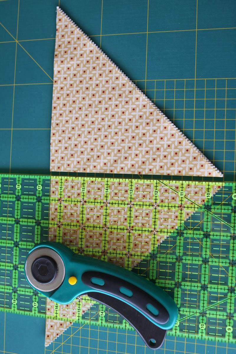 Second diagonale cut