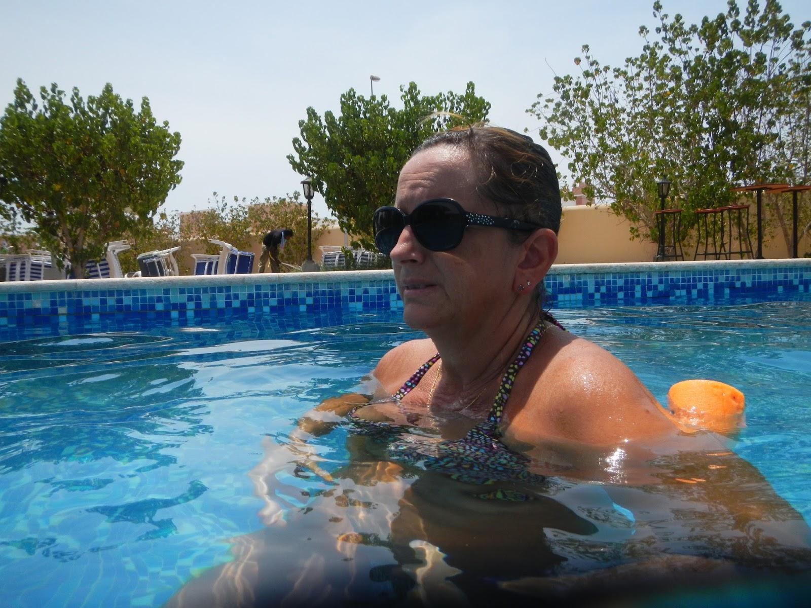 Les gife djibouti une derniere journ e deux la for Journee piscine